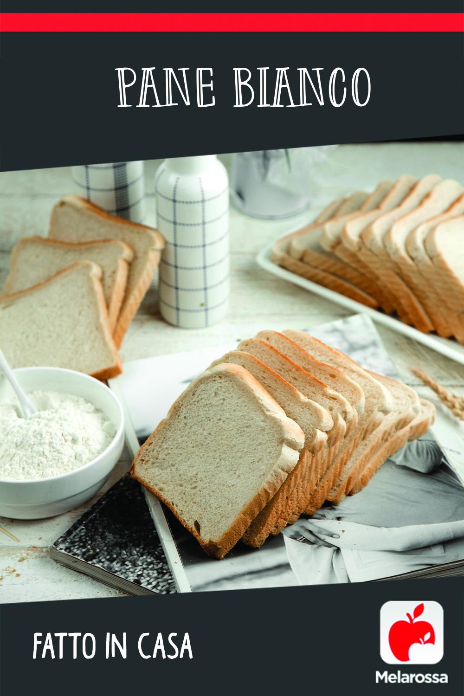 pane bianco fatto in casa: ricetta salutare