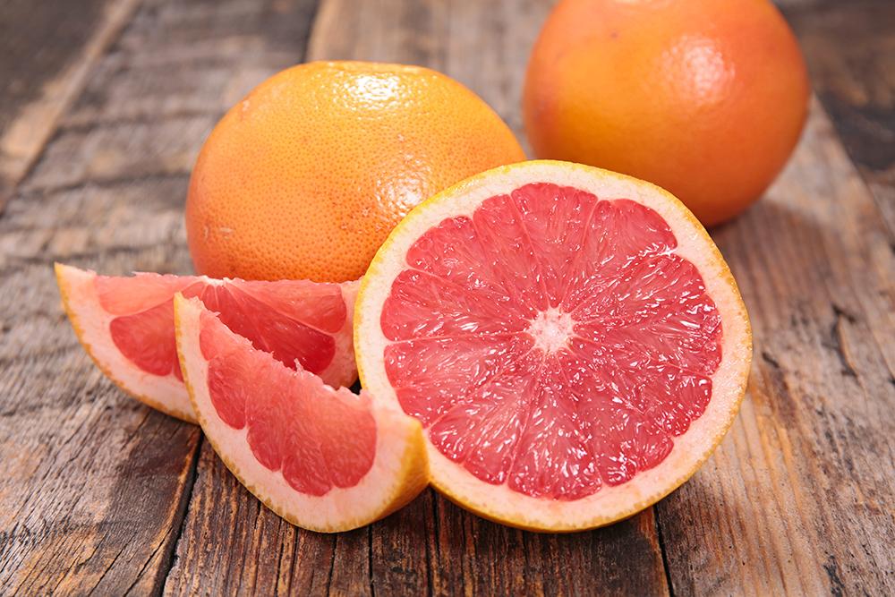 pomplmo, frutta di dicembre