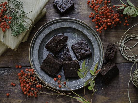 preparato per brownies light