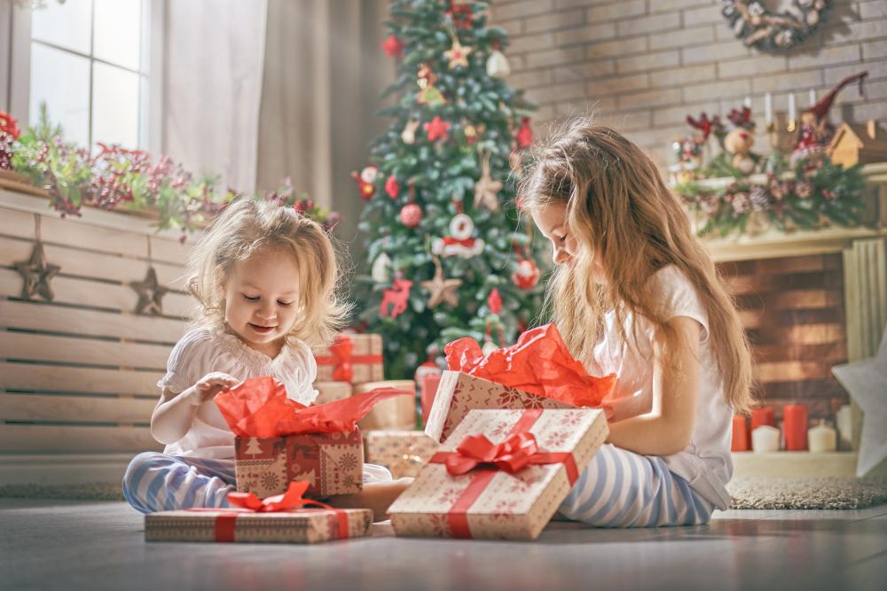 Regali Di Natale Per Bimbi.Regali Di Natale Per Bambini Quanti Metterne Sotto L Albero
