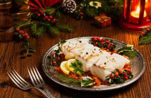 Ricette per secondi di Natale light di carne e pesce