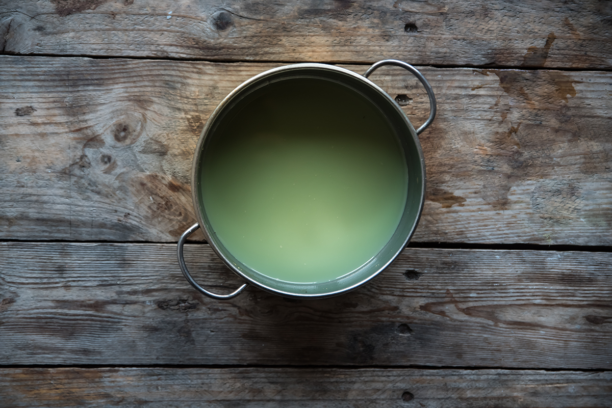sorbetto tè verde