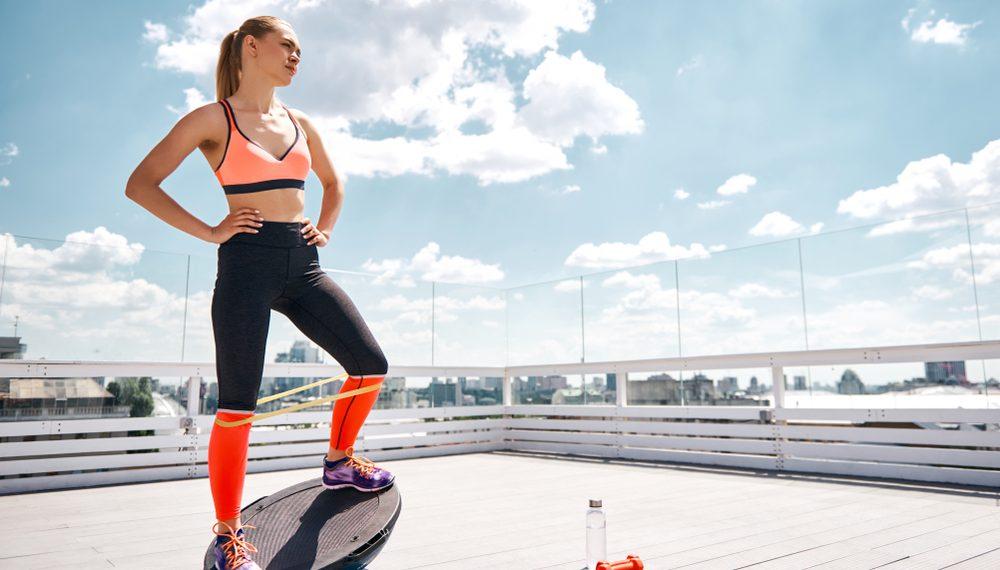 tavola propriocettiva: benefici e esercizi
