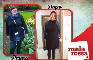 Martina dieta Melarossa