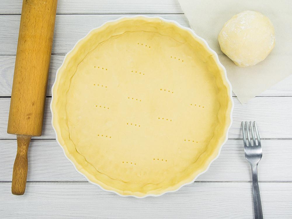 base per torta salata