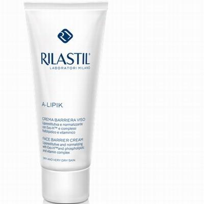 Cura della pelle in inverno: crema viso A Lipik Rilastil