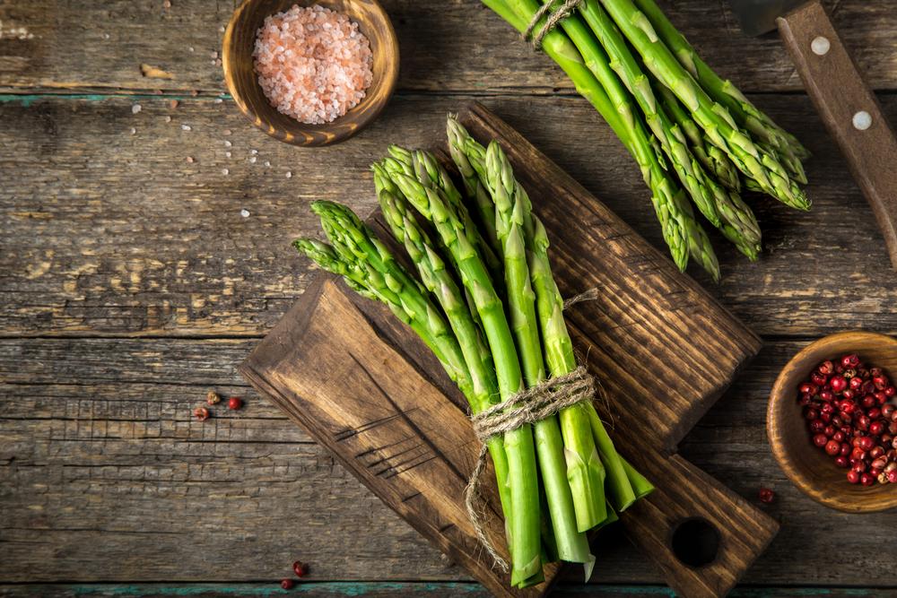 depurarsi asparagi