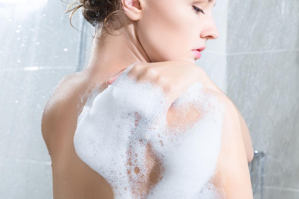 Per la doccia tutti i giorni evitare i detergenti aggressivi