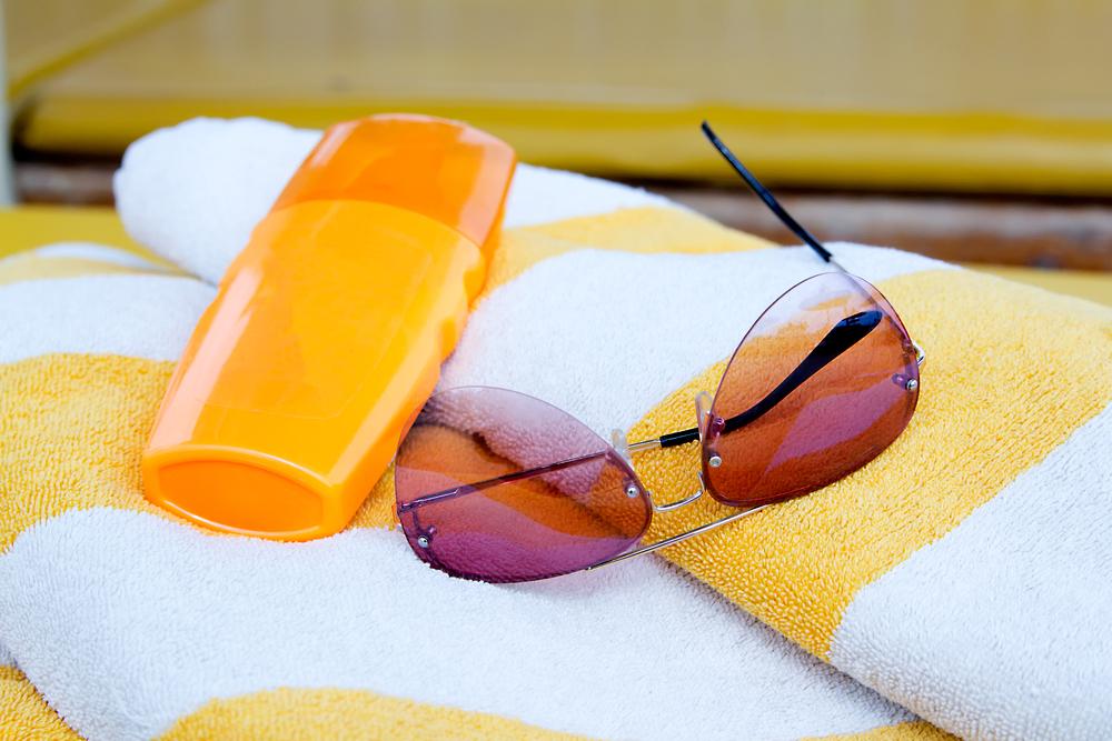I 7 odori contro lo stress: le creme solari