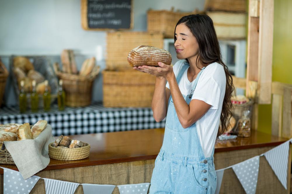 I 7 odori che alleviano lo stress: il pane appena sfornato