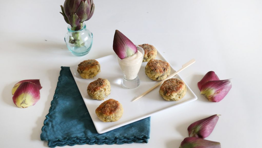 yogurt greco: polpette di tacchino light