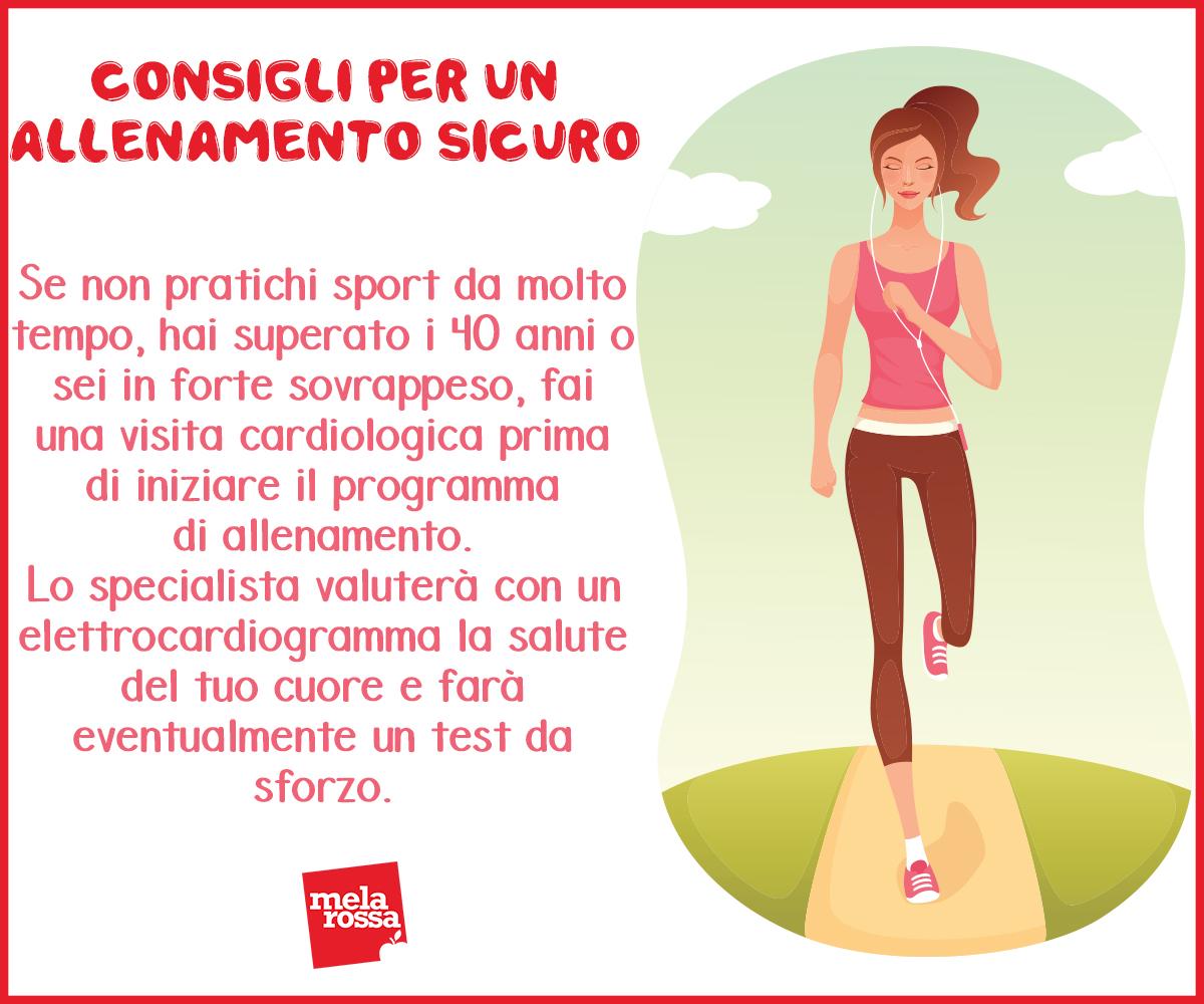 programma camminata: consigli allenamento