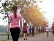 programma camminata per ritrovare la forma
