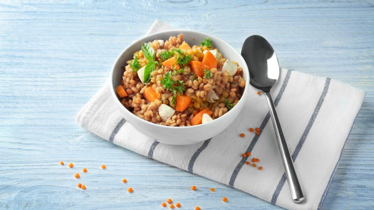 Ricetta Lenticchie Gia Lessate.Ricette Con Le Lenticchie 8 Proposte Nutrienti E Leggere Melarossa