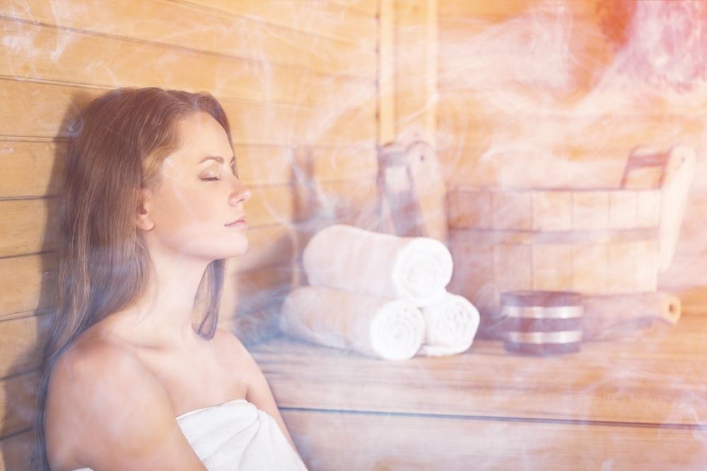 sauna finlandese: benefici e controindicazioni