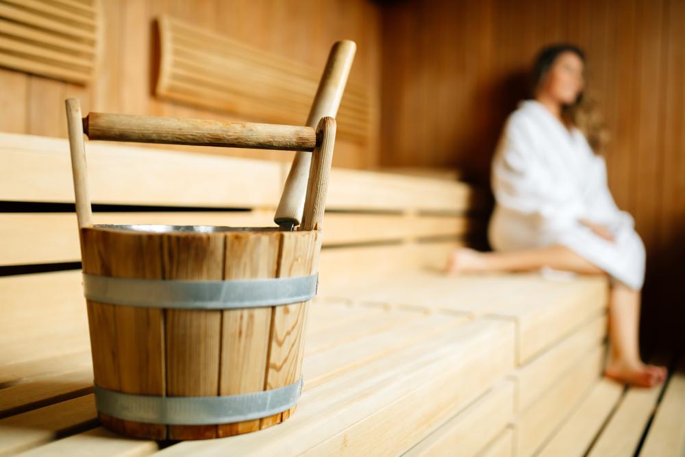 La sauna finlandese alleata del tuo cuore