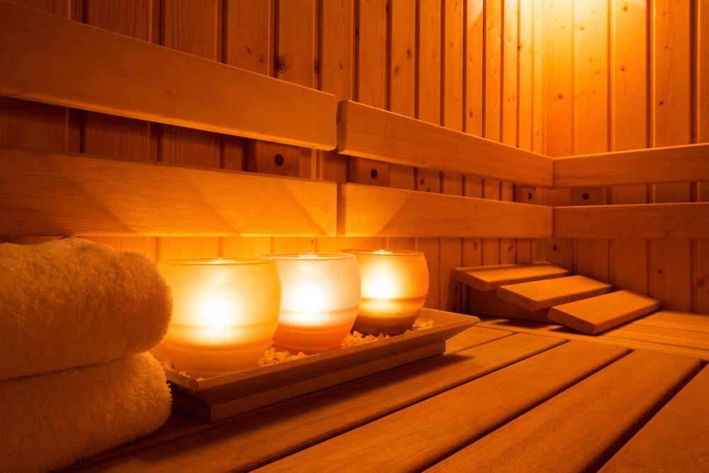 La sauna finlandese ti aiuta a ridurre lo stress