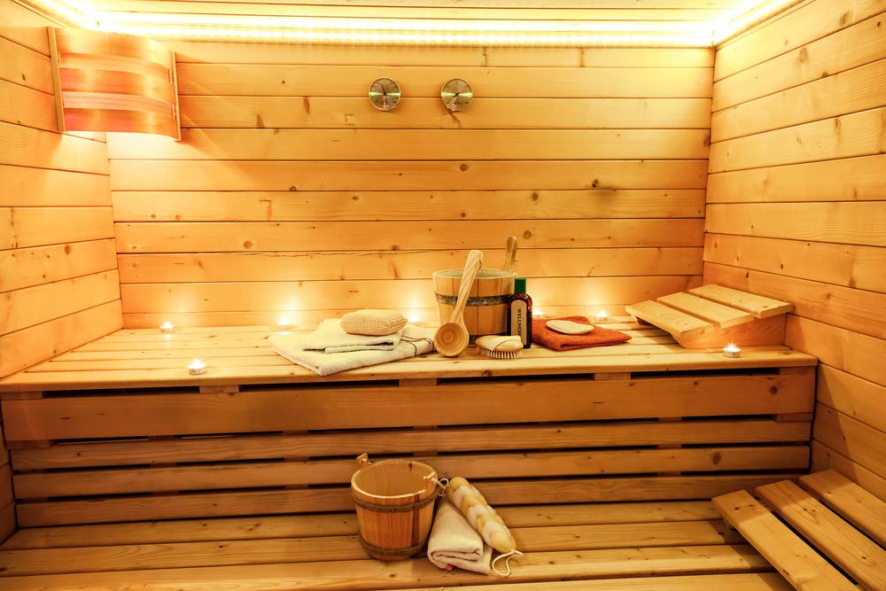 Rinforza il sistema immunitario con la sauna finlandese