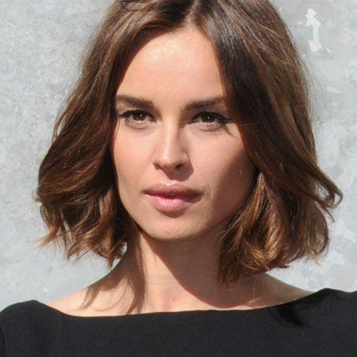 taglio capelli a caschetto Kasia Smutniak