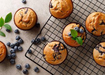 tortine ai mirtilli: un dolce salutare