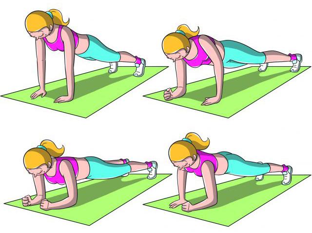 allenamento full body