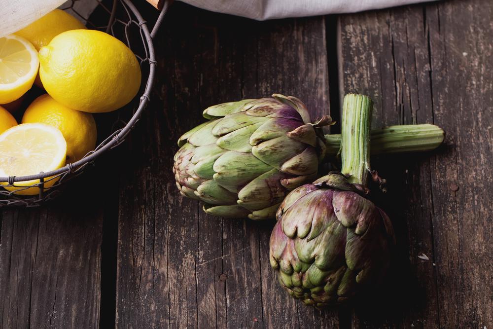 Verdura di stagione - Carciofi