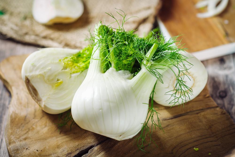 verdura di stagione - finocchio