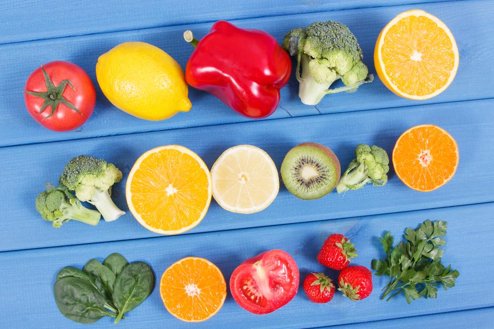 I benefici della vitamina C: antiossidante