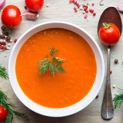 Crema di pomodori