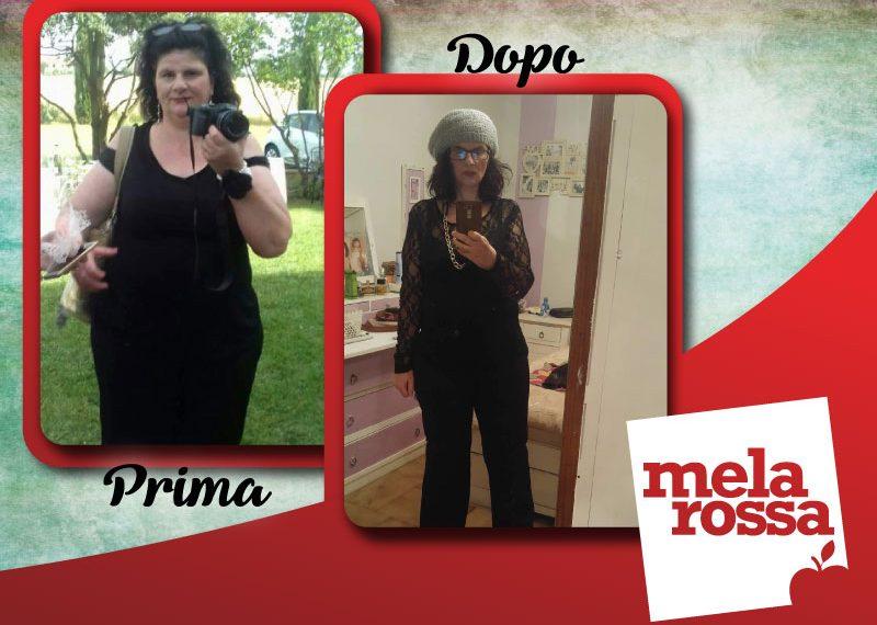 dieta melarossa sabrina 25 kg