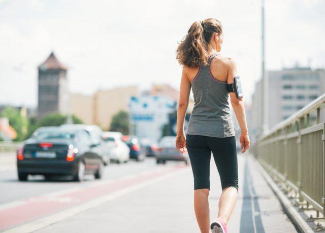 dimagrire camminando, consigli per bruciare più calorie
