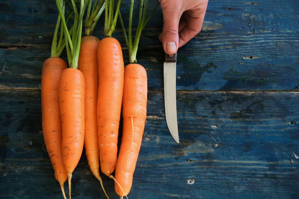 falsi miti sulla carota