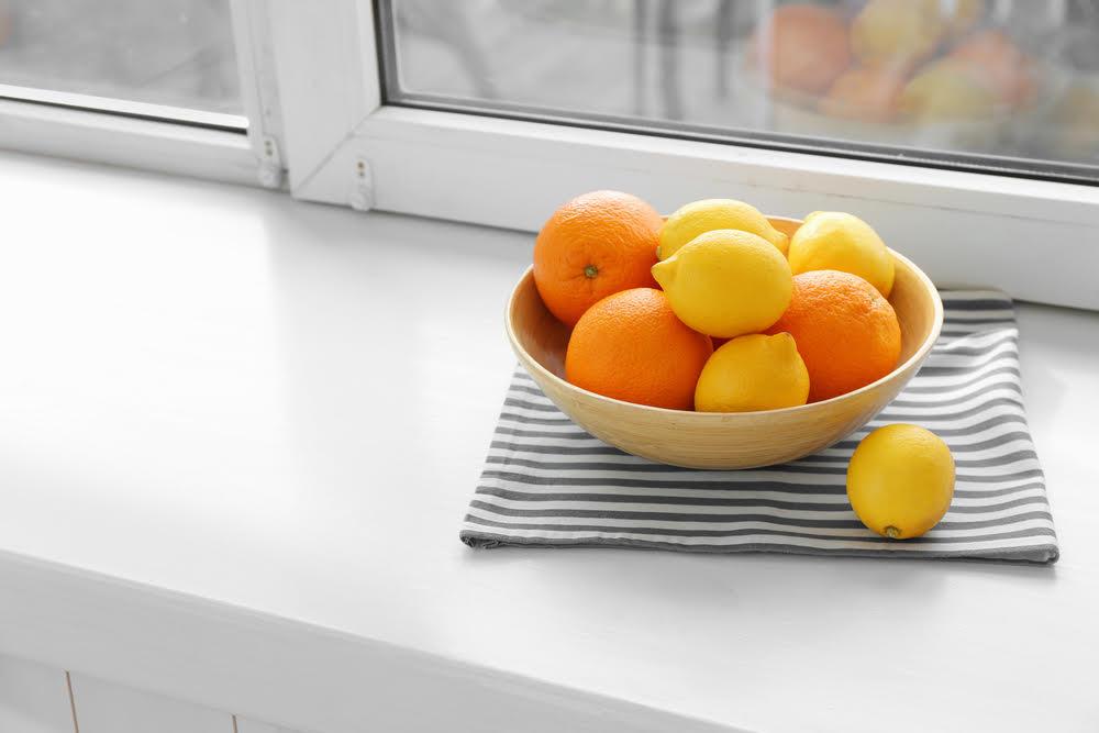 nemici della vitamina C: la luce