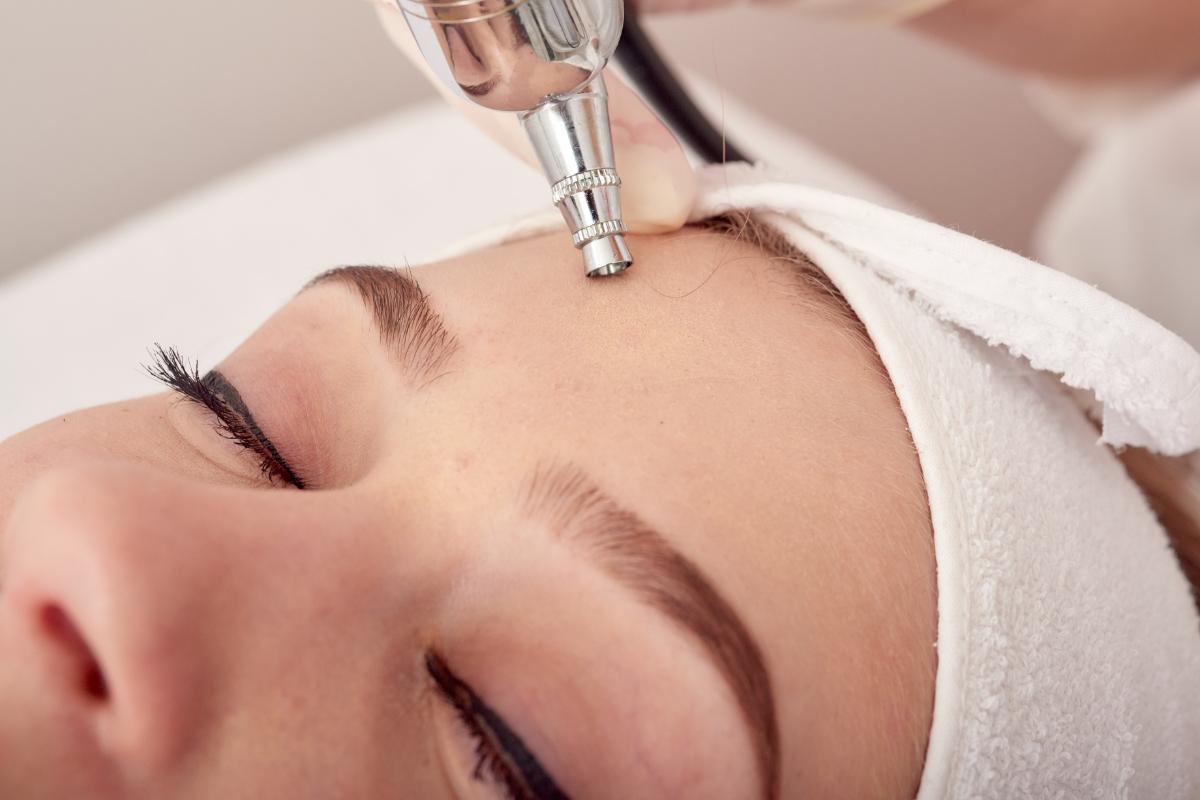 Ossigenoterapia viso benefici