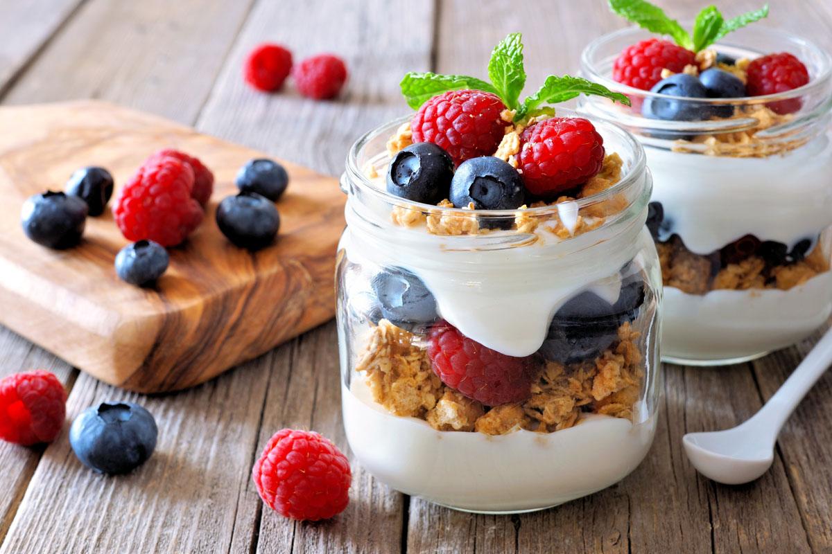ricette con yogurt