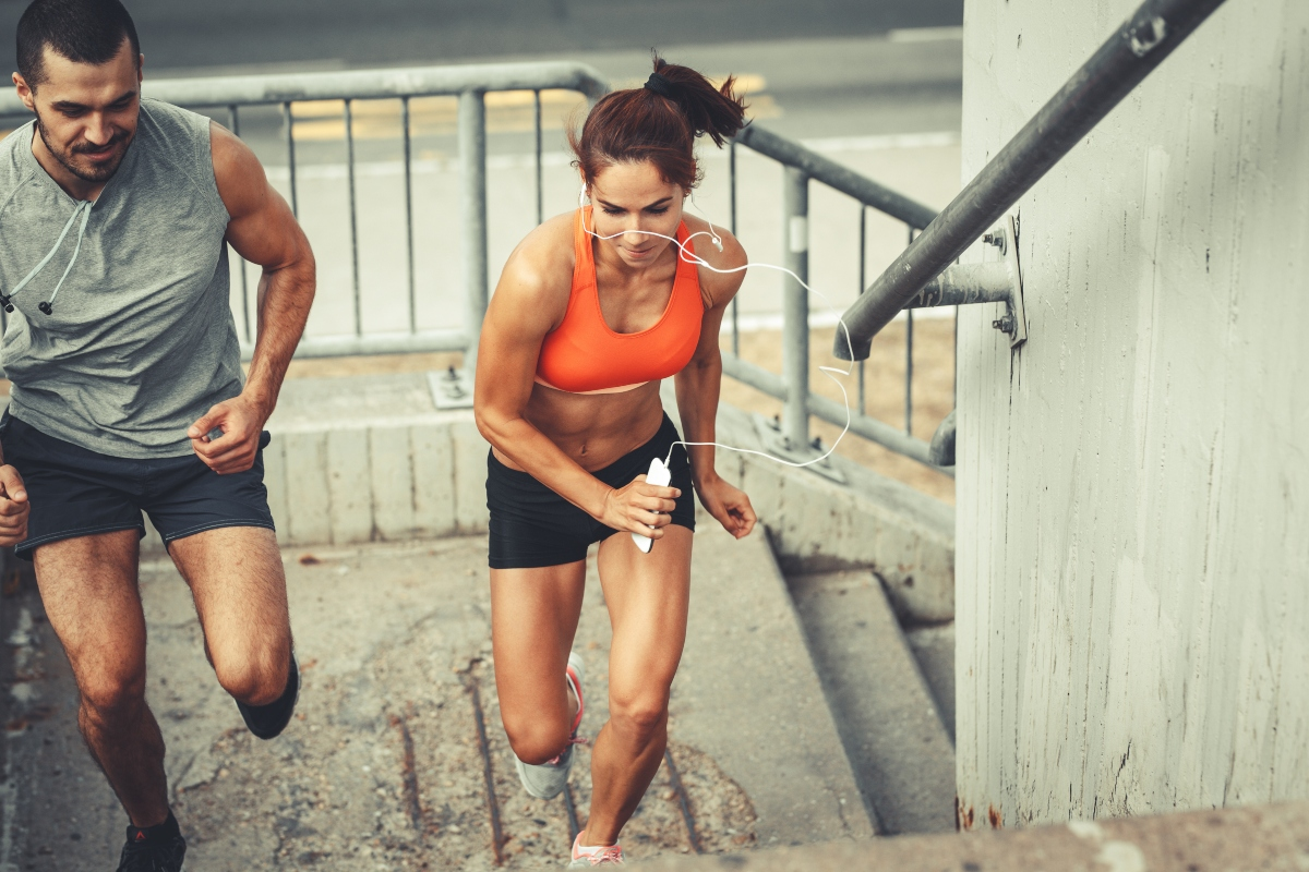sport di coppia: benefici e circuito fitness