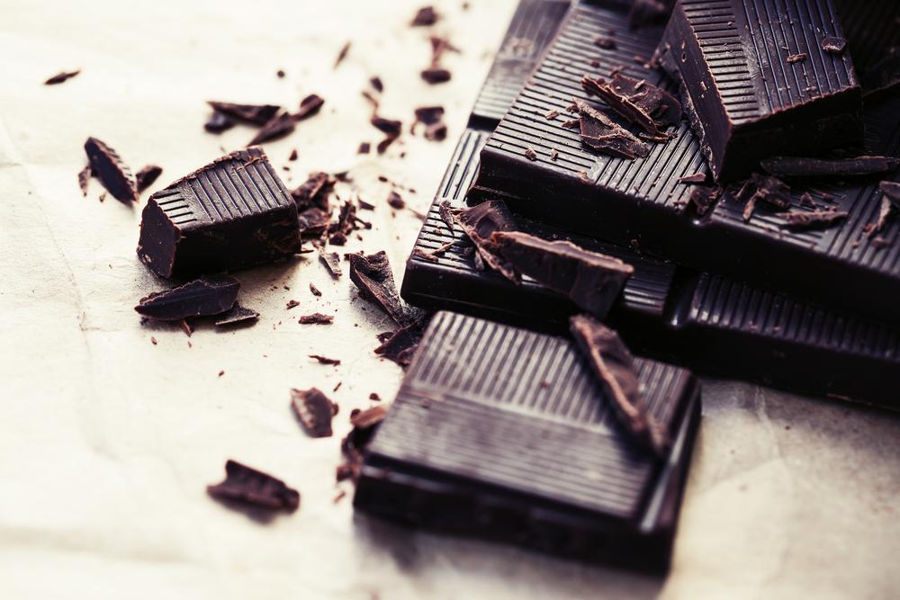spuntini sani cioccolato