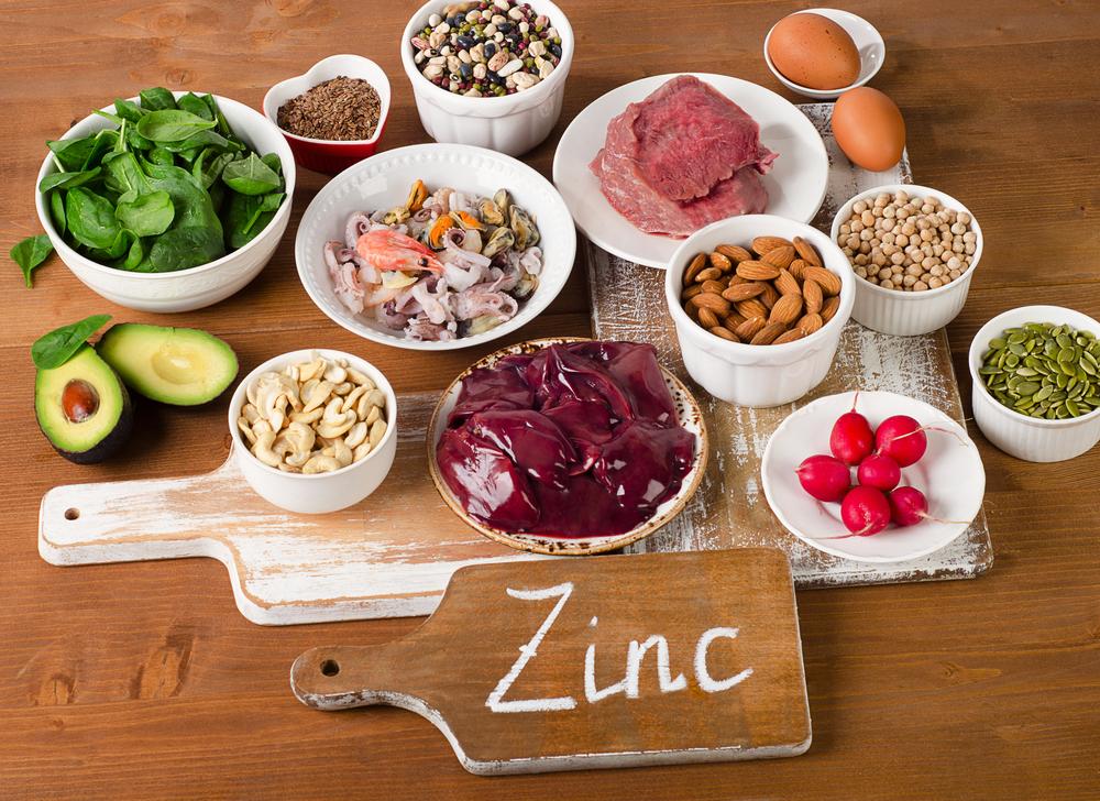 Le proprietà e i benefici dello zinco