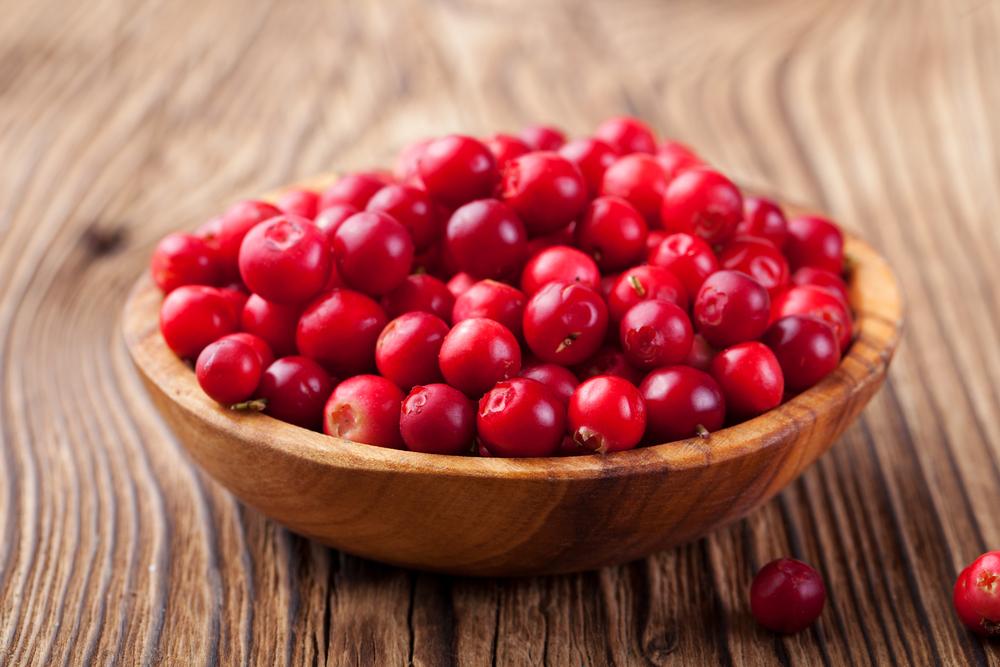 Tra i migliori antinfiammatori naturali i mirtilli rossi