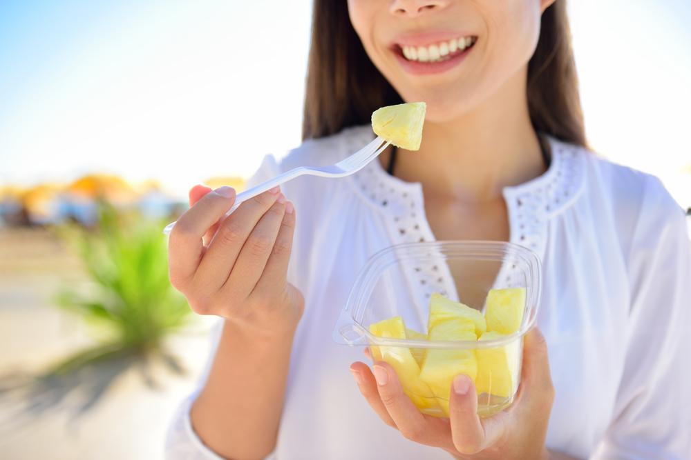 Benefici e falsi miti dell'ananas: bruciagrassi?