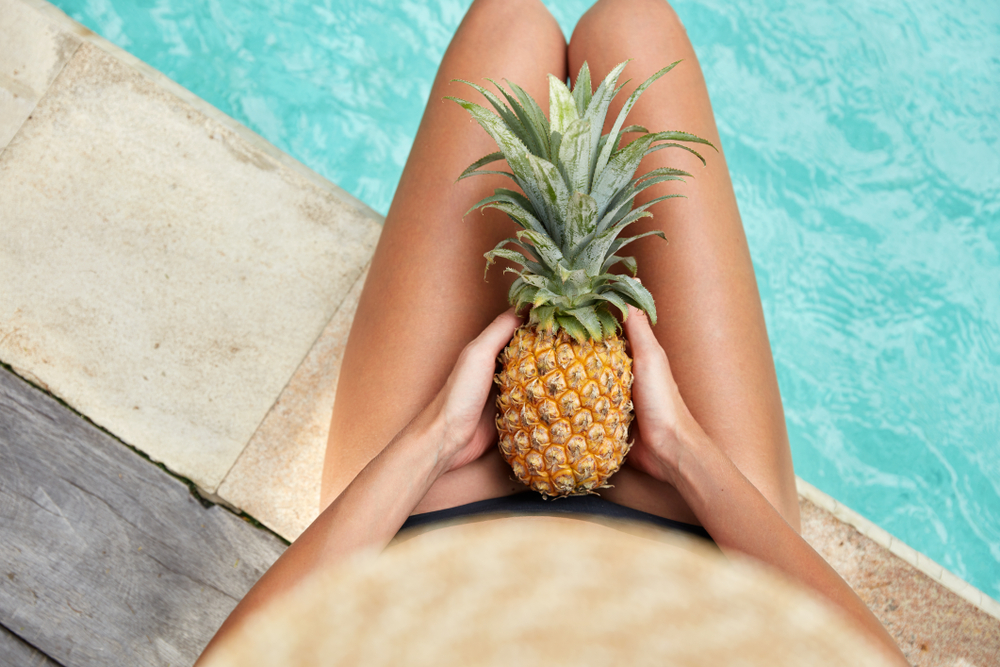 I benefici dell'ananas per la cellulite