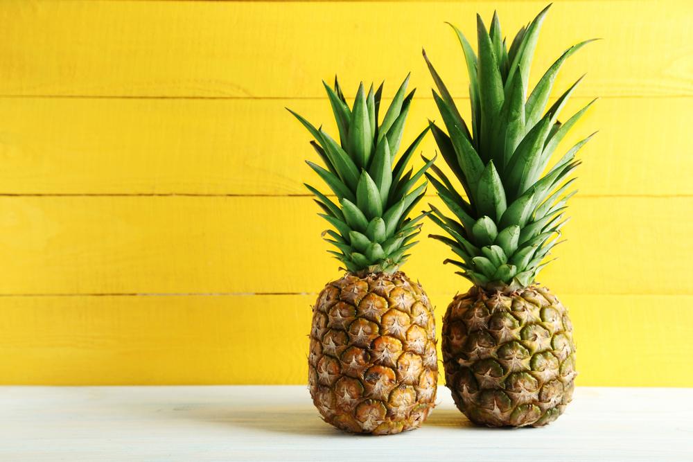 Falsi miti e benefici dell'ananas