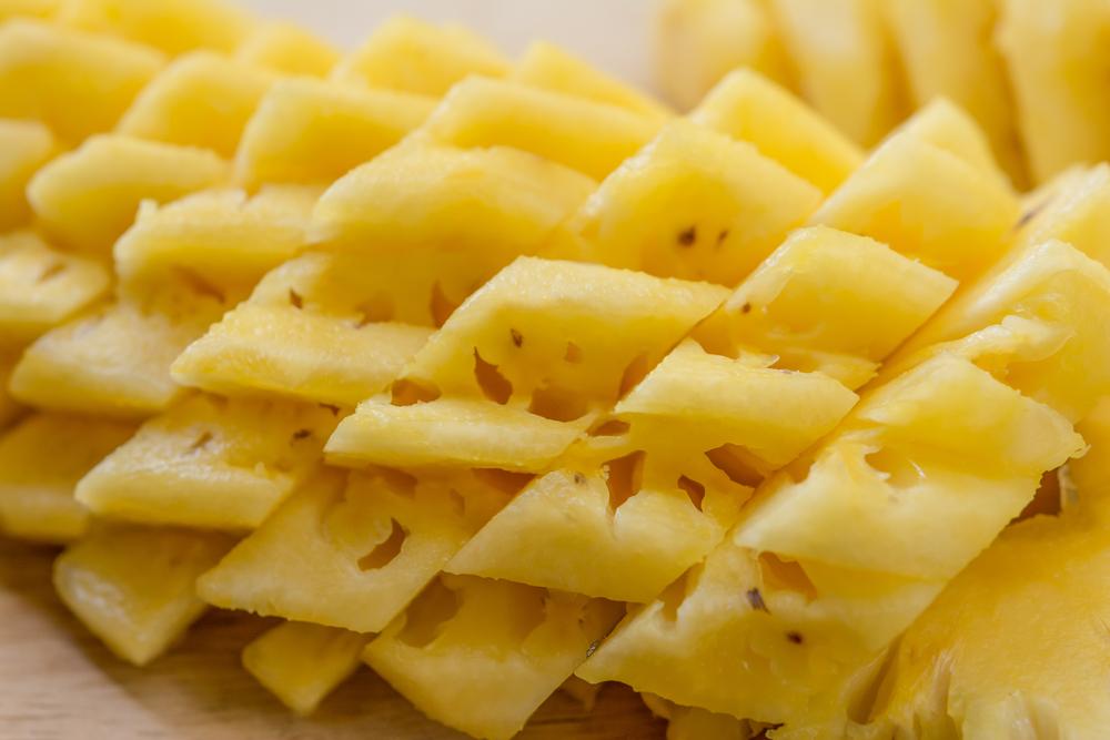 I benefici dell'ananas per la digestione