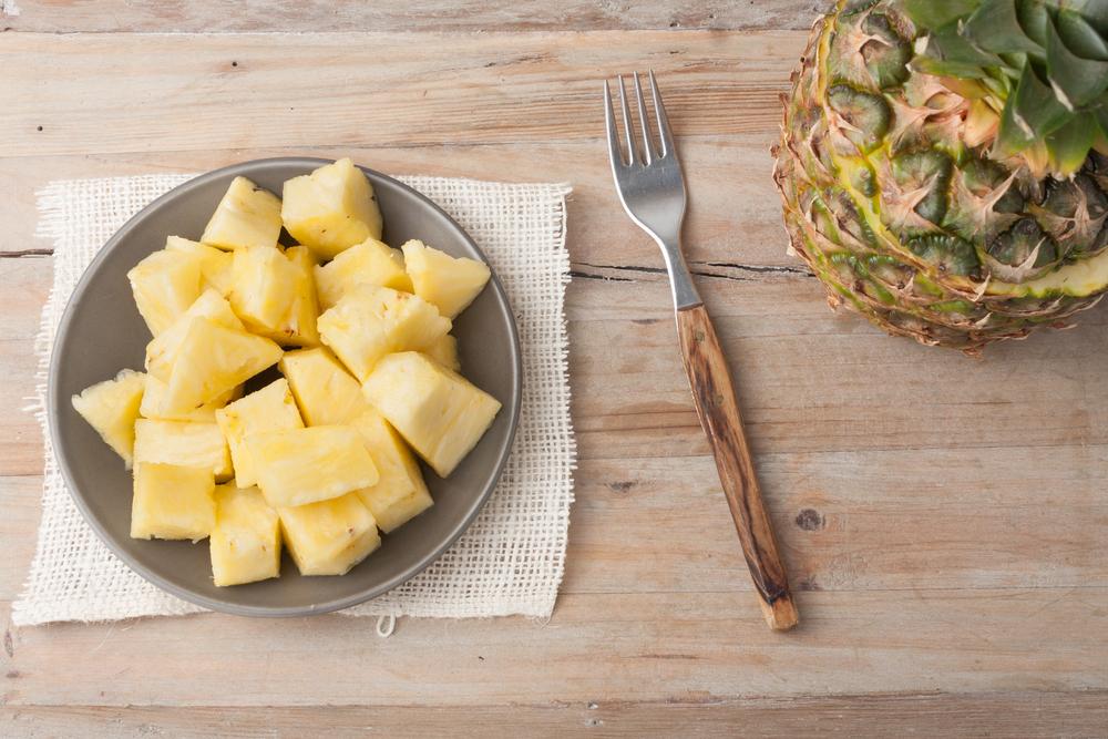 Falsi miti e benefici dell'ananas: dimagrimento
