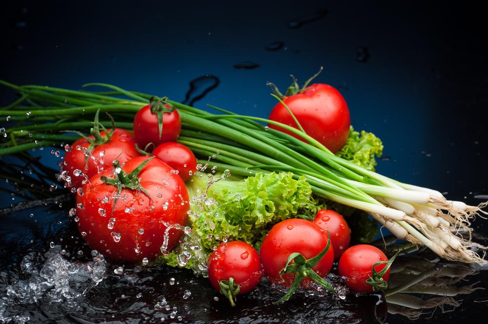 I benefici di frutta e verdura di stagione: l'acqua