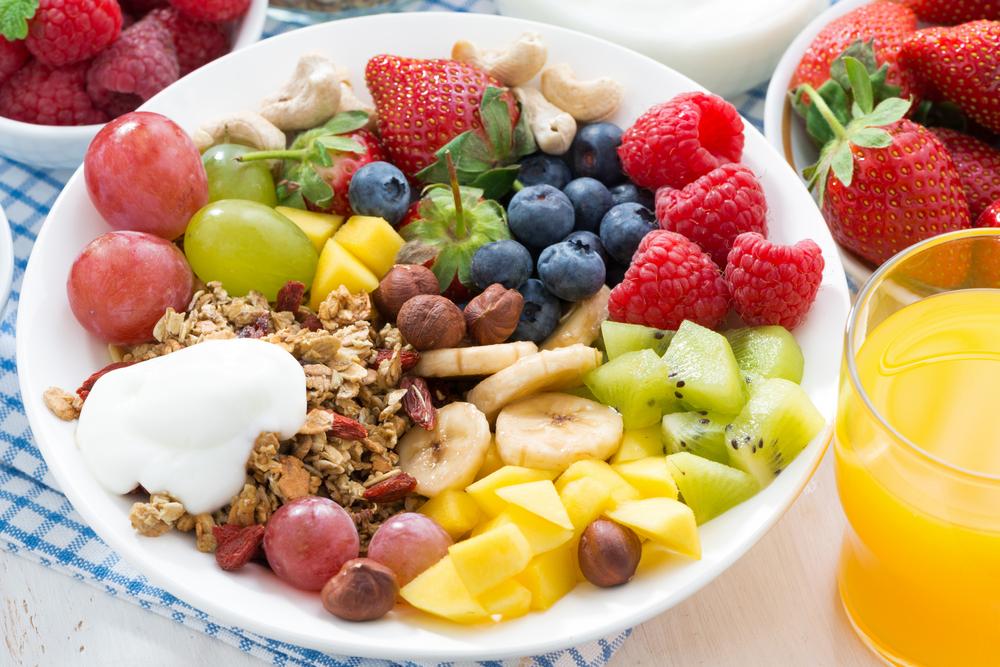 I benefici di frutta e verdura di stagione: le fibre