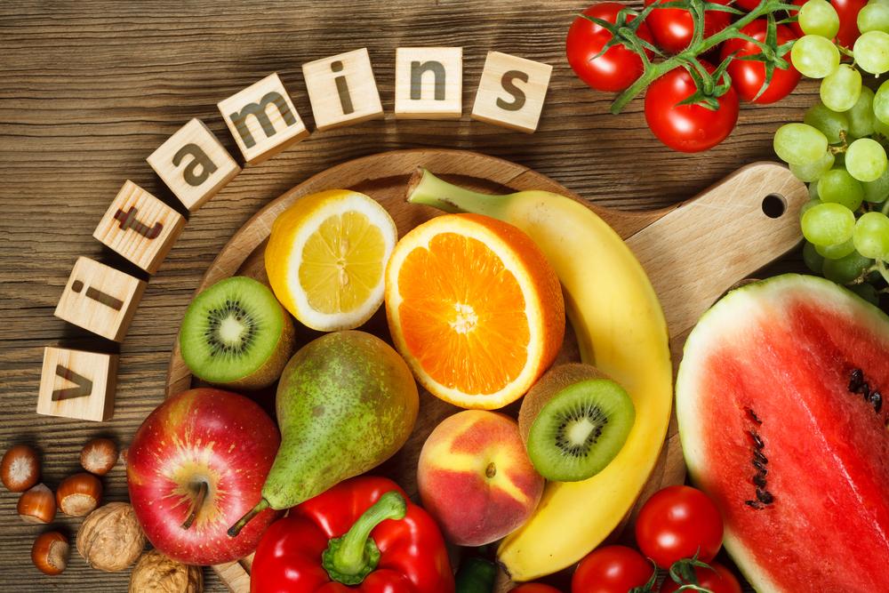 Tante vitamine tra i benefici di frutta e verdura di stagione