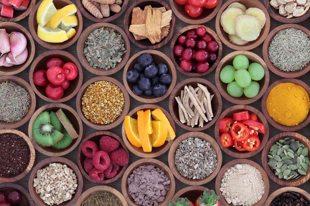 I benefici di frutta e verdura di stagione: sali minerali