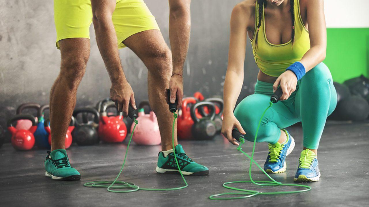 comprare pregevole fattura più foto Saltare la corda: 2 programmi di allenamento per dimagrire ...