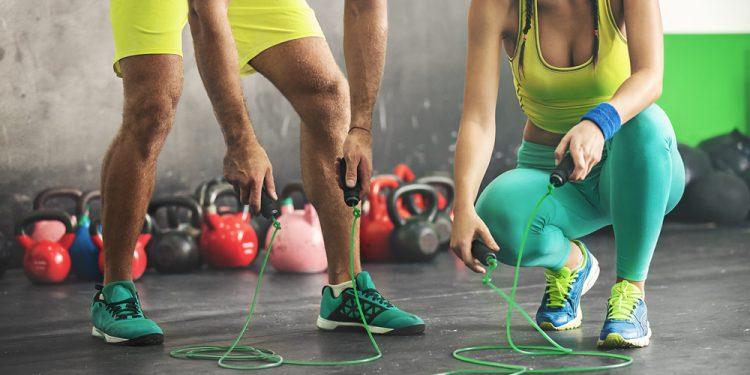 corda per saltare: 2 programma di allenamento per dimagrire e tonificare